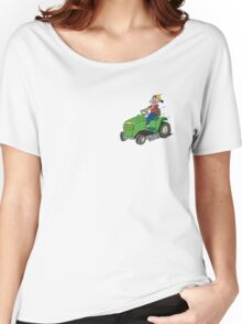 mower Women's Relaxed Fit T-Shirt