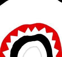 APE SHARK Sticker