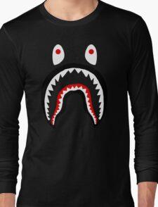 APE SHARK Long Sleeve T-Shirt