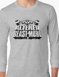 Altered Beast Mode Long Sleeve T-Shirt