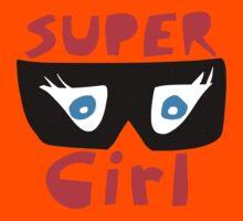 Super Girl Kids Tee