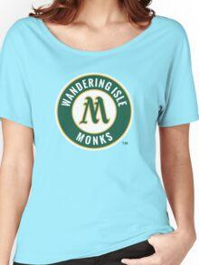 Monks - WoW Baseball  Women's Relaxed Fit T-Shirt