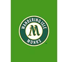 Monks - WoW Baseball  Photographic Print