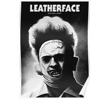 Eraserface Poster