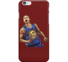 Stephen Curry5  iPhone Case/Skin