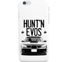 Subaru Impreza Hunt'n Evos -  Who doesn't love an Impreza? iPhone Case/Skin