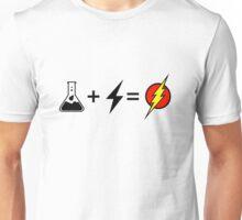 Flash equation Unisex T-Shirt