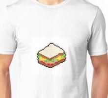 Pixel Sandwich Unisex T-Shirt
