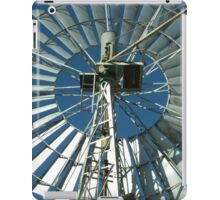 Windmill. Winton, Queensland. Australia iPad Case/Skin