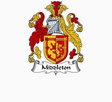 Middleton Coat of Arms / Middleton Family Crest Unisex T-Shirt