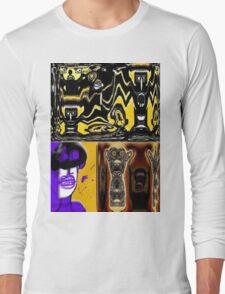 hidden origins Long Sleeve T-Shirt
