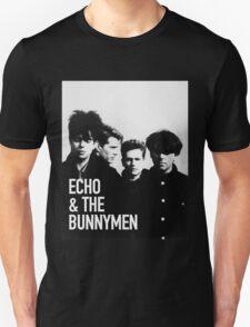 Echo & the Bunnymen Self Titled Unisex T-Shirt