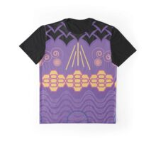 HARMONY pattern Alt 3 Graphic T-Shirt