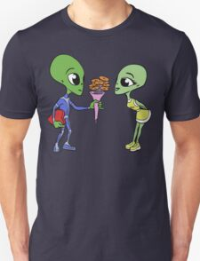 Alien Romance Unisex T-Shirt