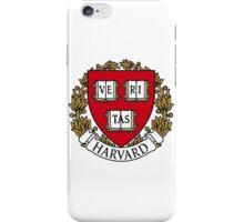 harvard wreath iPhone Case/Skin