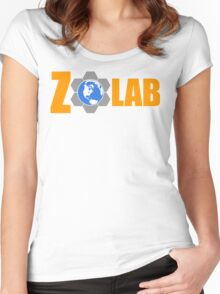 Z Lab Women's Fitted Scoop T-Shirt