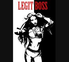 Sasha Banks Scarface Legit Boss Mashup Unisex T-Shirt