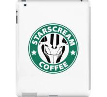 Starscream Coffee iPad Case/Skin