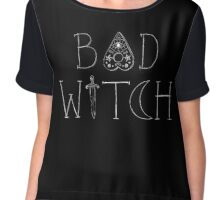 Bad Witch Chiffon Top