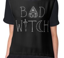 Bad Witch Chiffon Top