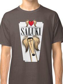 Love Saluki Classic T-Shirt
