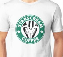 Starscream Coffee Unisex T-Shirt