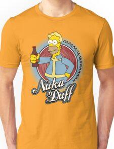 Mmmm Nuka Duff Unisex T-Shirt