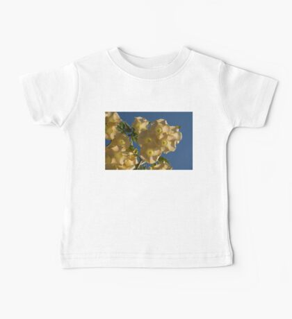 Angel Trumpets in the Sky Baby Tee