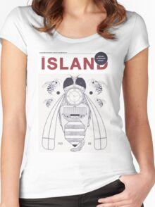 The Island Women's Fitted Scoop T-Shirt