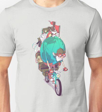 Mr. Traveler Unisex T-Shirt