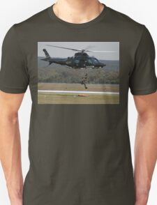 Air Sea Rescue Demonstration @ Nowra Airshow 2008 Unisex T-Shirt