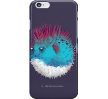 Punk Fish iPhone Case/Skin