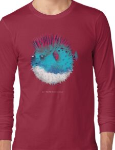 Punk Fish Long Sleeve T-Shirt