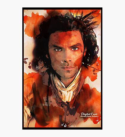 Cleite Orange Photographic Print
