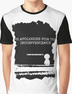 Gods final message.. Graphic T-Shirt