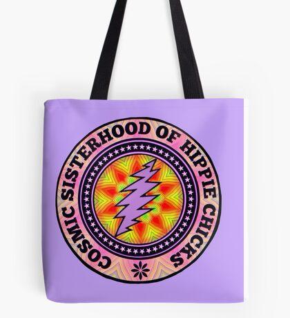 Cosmic Sisterhood Tote Bag