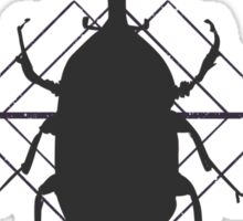Astro Beetle Sticker