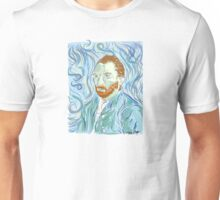 Ode to Van Gogh  Unisex T-Shirt