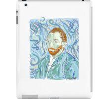 Ode to Van Gogh  iPad Case/Skin