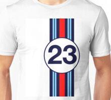 Martini Motor Racing Stripes Unisex T-Shirt