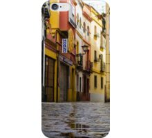Streets of Seville Spain iPhone Case/Skin