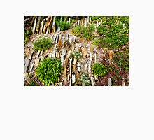 Orderly Mess - Impressions of a Rock Garden Unisex T-Shirt
