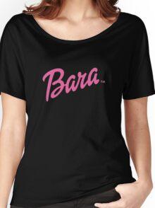 Bara TM Women's Relaxed Fit T-Shirt