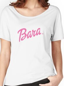 Bara TM Women's Relaxed Fit T-Shirt