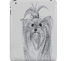 Yorkie  iPad Case/Skin
