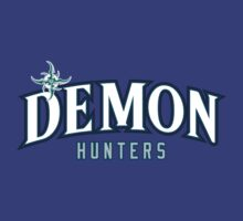 Demon Hunters (alternate) - WoW Baseball by dcmjs