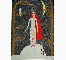 Snow Maiden (Red Version) Unisex T-Shirt
