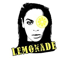 Lemonade Photographic Print