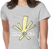 OFF/Topic.15 Womens Fitted T-Shirt