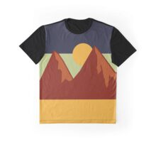Mountians Graphic T-Shirt